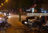 Sơn La: 2 xe ô tô đấu đầu nhau, 3 người bị thương nặng