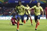 Chiến thắng muộn màng, Colombia hạ Qatar 1-0 để giật vé đi tiếp