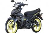 Yamaha Exciter 135 phiên bản mới ra mắt, bỏ phiên bản côn tay