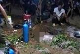 Xót xa 3 chị em ruột cùng chết đuối ở kênh nước trước nhà