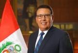 Bộ trưởng Quốc phòng Peru đột tử khi đang đi công tác