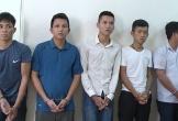 Khởi tố nhóm thanh niên đánh người, đập phá nhà hàng ở bãi biển Hải Tiến, Thanh Hóa