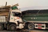 Tai nạn giao thông nghiêm trọng trên cầu Thanh Trì, 2 người tử vong