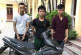 Trộm cửa sắt ở nghĩa trang, ba đối tượng bị cảnh sát bắt giữ