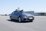 Toyota thử nghiệm xe Lexus LS tự lái ở châu Âu