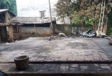 Nhà sàn của bà nội thủ môn Bùi Tiến Dũng bị cháy rụi lúc rạng sáng, nhiều tài sản hư hại
