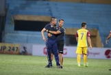 HLV Chu Đình Nghiêm bị cấm chỉ đạo trận Hà Nội FC gặp HAGL