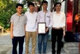 Trường Đại học Bách khoa Hà Nội trao học bổng tận tay Thủ khoa khối A tại Thanh Hóa