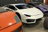 Dàn Lamborghini và Ferrari trong xưởng chuyên chế tạo siêu xe giả