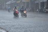 Miền Bắc mưa lớn diện rộng, cảnh báo lốc, sét, mưa đá