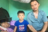 Cha mẹ nghèo bất lực nhìn con quặt quẹo vì 2 lần tai nạn giao thông