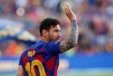 Messi vắng mặt trong trận ra quân của Barcelona ở La Liga