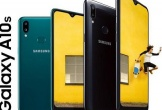 Galaxy A10s lên kệ ở VN - camera kép, giá 3,7 triệu đồng