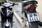 Ngắm loạt xe Wave Alpha biển số VIP của dân chơi Hà Nội