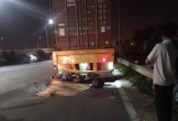 Húc vào đuôi xe container, nam thanh niên tử vong