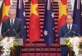 Việt Nam-Australia thúc đẩy hợp tác trên 3 trụ cột