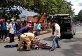 Va chạm giữa xe tải và xe máy, một người đàn ông tử vong tại chỗ