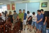 3 cô gái miền núi Nghệ An cùng nhóm thanh niên tụ tập dùng ma túy trong quán karaoke