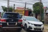 Thanh Hóa: Công an huyện Nông Cống tạm giữ xe sang, biển số
