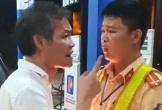 Tài xế xe biển xanh tát CSGT Thanh Hoá: Say xỉn, tè bậy... nổi máu côn đồ