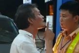 Thanh Hóa: Báo cáo Giám đốc Công an tỉnh vụ lái xe biển xanh tát cảnh sát giao thông huyện