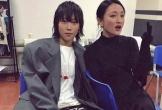 Châu Tấn lộ diện sau tin đồn kết hôn với con gái Vương Phi