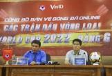 VFF công bố giá vé xem trận cầu Việt Nam và Malaysia