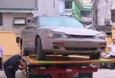 Bán phế liệu xe ô tô vi phạm giao thông, không rõ nguồn gốc