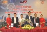 Ký kết hợp tác phân phối độc quyền Dự án Khu đô thị Quảng Tân – Nam thành phố Thanh Hóa