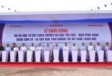 Thủ tướng phát lệnh khởi công xây dựng tuyến cao tốc Cam Lộ - La Sơn