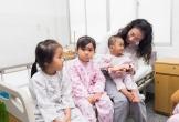 Ngô Thanh Vân tổ chức chương trình cho 350 trẻ em bị bệnh tim