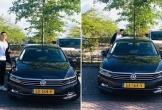 Chiếc Volkswagen Passat vừa được cấp riêng cho Văn Hậu có gì đặc biệt?