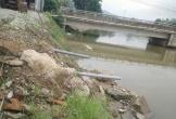 Dự án tiêu thoát lũ sông Nhơm 624 tỷ đồng sau 8 năm vẫn dang dở