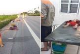 Cả gia đình gặp nạn trên Quốc lộ 18, 3 người chết và 1 người nguy kịch