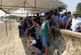 Tìm kiếm nạn nhân mất tích trong vụ nổ tàu cá ở Thanh Hóa