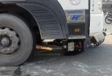 Đôi nam nữ bị xe tải cuốn vào gầm lúc sáng sớm