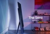 Samsung ra mắt tivi tự động xoay giữa dọc và ngang