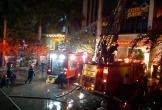 Vụ cháy tòa nhà dầu khí ở Thanh Hóa: Thêm 1 nạn nhân tử vong, 3 cảnh sát PCCC nhập viện vì ngạt khí