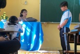 Cô giáo dạy Văn bị học trò chụp lén khiến cư dân mạng