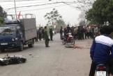 Tai nạn thương tâm, 2 học sinh THPT ở Thái Bình thương vong khi học quân sự về