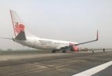 Máy bay Malaysia vừa rời Nội Bài đã xin quay lại vì phát hiện nổ lốp