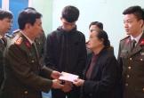 Thanh Hoá: Trao tặng 150 triệu đồng cho thân nhân 3 liệt sĩ hy sinh tại Đồng Tâm