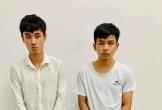 Mâu thuẫn ăn nhậu, hai thanh niên dùng dao truy sát người khác ngay mùng 3 Tết