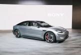 Hãng Sony gây 'sốc' khi ra mắt xe điện đầu tiên mang tên Vision-S