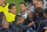 Messi chửi HLV đối thủ sau trận thắng