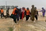 122 người chết và mất tích trong mưa lũ ở miền Trung