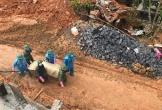 Vụ sạt lở núi vùi lấp 22 người: Đã tìm thấy toàn bộ thi thể cán bộ, chiến sĩ
