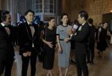 Cùng tham dự show thời trang nhưng Lệ Quyên và chồng không chạm mặt nhau