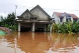 Hơn 3000 hộ dân Quảng Bình bị ngập sâu trong lũ