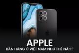 Apple đang bán iPhone 12 tại Việt Nam theo cách nào?